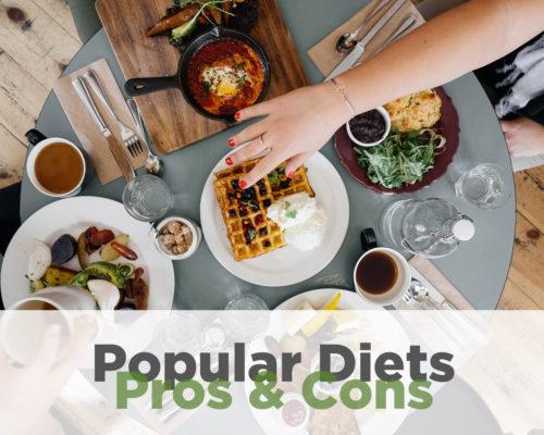 Popular Diet Plans That Work – Pros & Cons