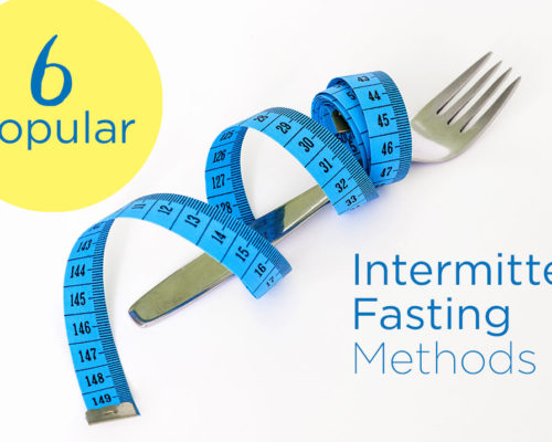 Top 6 Popular Intermittent Fasting Methods