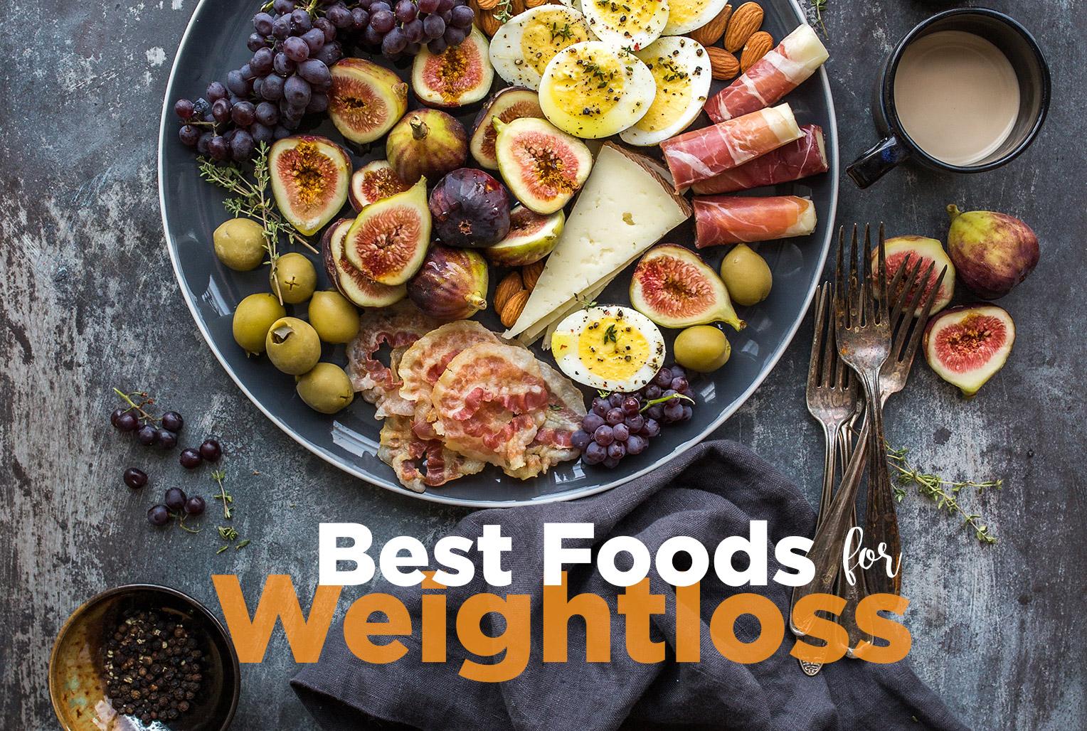 Best Foods for Weightloss
